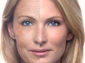 чистка лицо